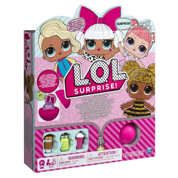 L.O.L. Surprise - The Game - Lol - Toys Center - Spin Master - Giochi da tavolo