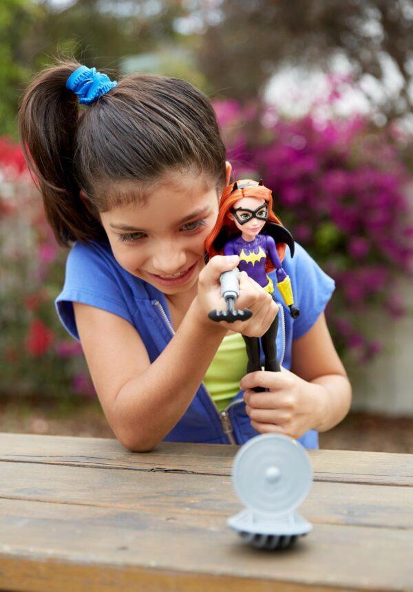 Batgirl in Azione - Dc Comics - Toys Center - DC COMICS - Fashion dolls