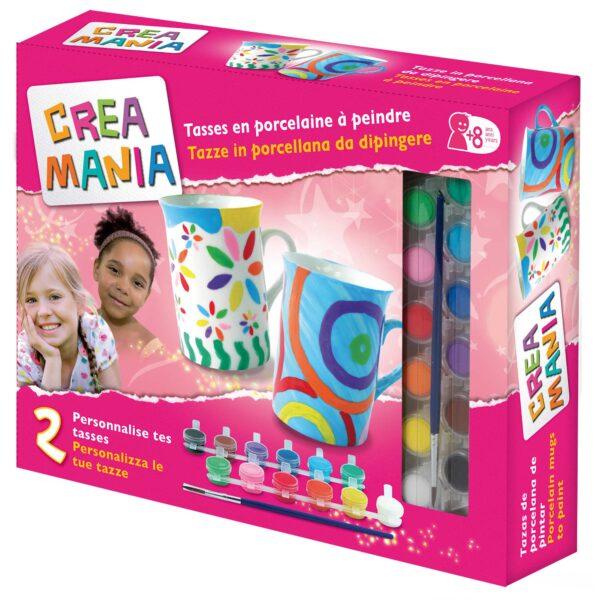 DECORA LE TAZZE - Creamania Girl CREAMANIA GIRL Femmina 5-8 Anni ALTRI