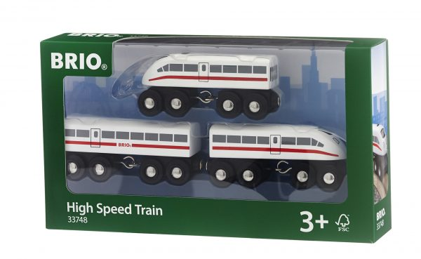 BRIO treno ad alta velocità BRIO Unisex 12-36 Mesi, 3-4 Anni, 3-5 Anni, 5-7 Anni, 5-8 Anni ALTRI