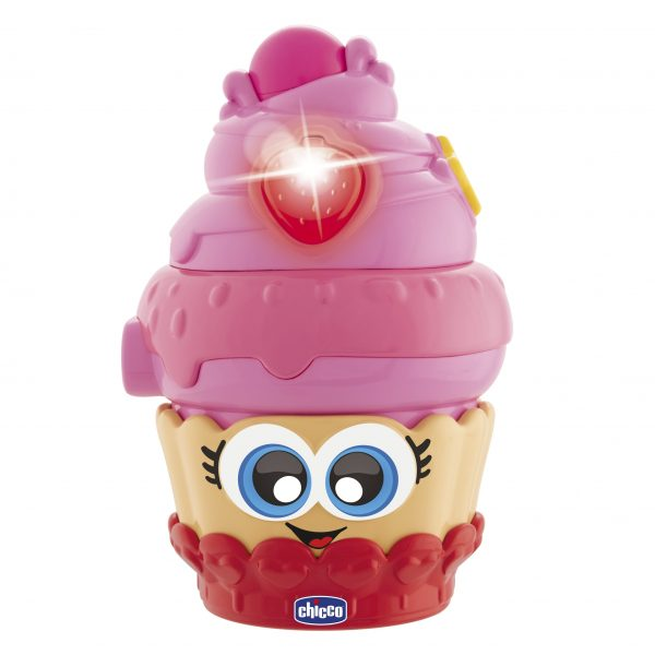CANDY PASSIONE CUPCAKE - Chicco - Toys Center Chicco Femmina 0-12 Mesi, 12-36 Mesi, 12+ Anni, 3-5 Anni, 5-8 Anni, 8-12 Anni ALTRI