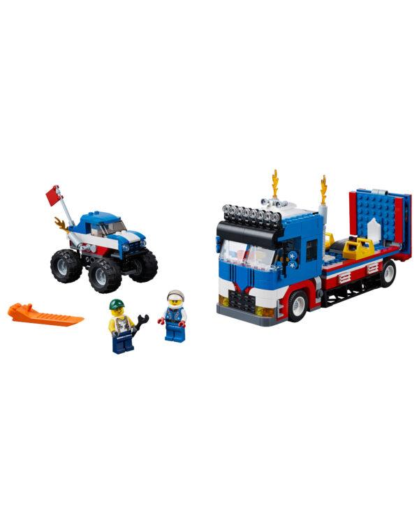 ALTRI LEGO CREATOR Unisex 12+ Anni, 5-8 Anni, 8-12 Anni 31085 - Truck dello Stuntman - Lego Creator - Toys Center