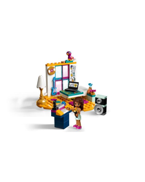 LEGO Friends  - La cameretta di Andrea - 41341 ALTRI Unisex 12+ Anni, 5-8 Anni, 8-12 Anni LEGO FRIENDS