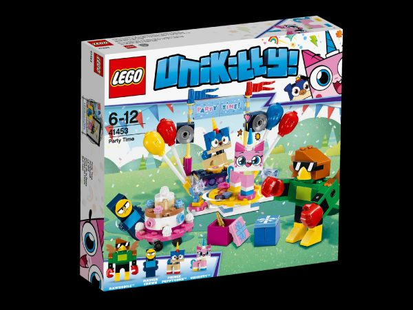 41453 - Party Time Unisex 12+ Anni, 5-8 Anni, 8-12 Anni ALTRI LEGO UNIKITTY