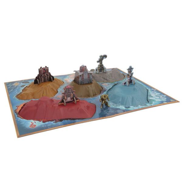 ALTRO GORMITI Giochi Preziosi Isola Di Gorm, Playset Gormiti con Personaggio Incluso - Altro - Toys Center Maschio 3-5 Anni, 5-8 Anni, 8-12 Anni