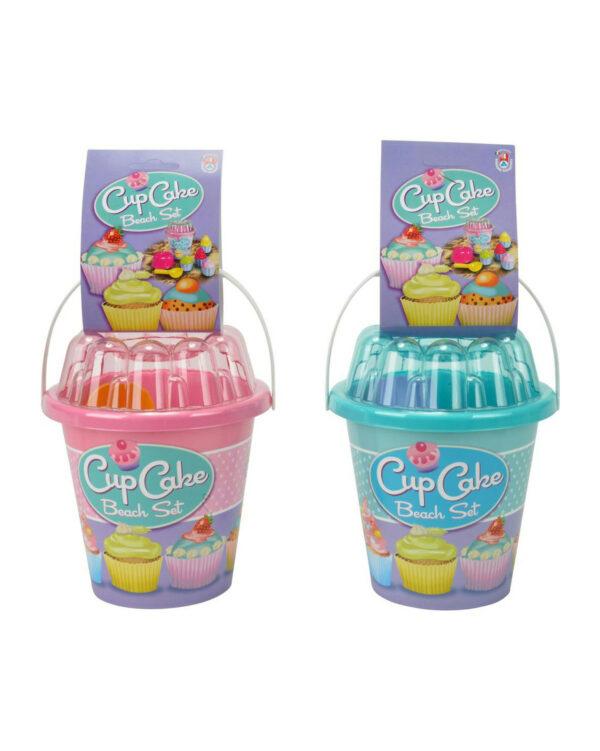 SET MARE CUP CAKE - Altro - Toys Center ALTRO Unisex 0-12 Mesi, 12-36 Mesi, 3-5 Anni, 5-8 Anni, 8-12 Anni ALTRI