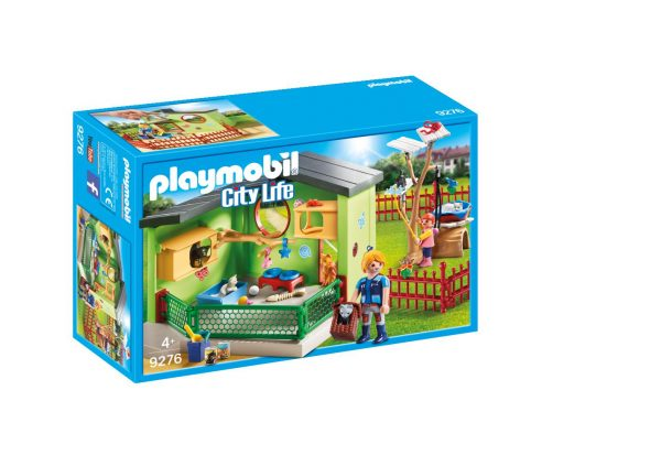 RESIDENZA DEI GATTI - Playmobil - City Life - Toys Center Playmobil City Life Unisex 12+ Anni, 3-5 Anni, 5-8 Anni, 8-12 Anni ALTRI