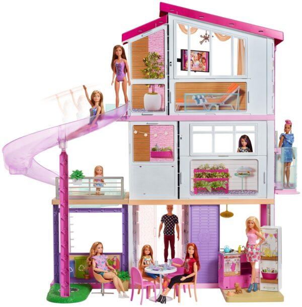 Barbie - Casa dei Sogni Barbie Femmina 12-36 Mesi, 12+ Anni, 8-12 Anni ALTRI