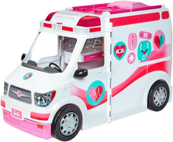 Barbie ALTRI Barbie - Ambulanza Femmina 12-36 Mesi, 12+ Anni, 8-12 Anni