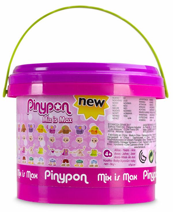 PINYPON SMALL BUCKET ALTRI Femmina 3-4 Anni, 5-7 Anni, 8-12 Anni PINYPON