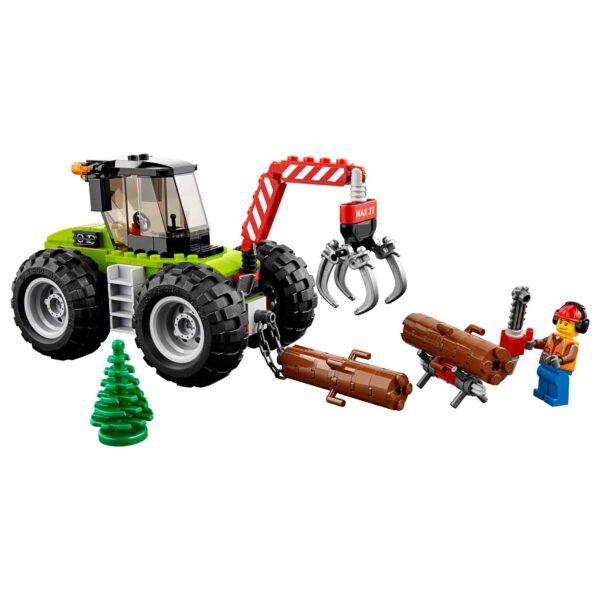 LEGO CITY ALTRI 60181 - Trattore forestale - Lego Back to School - LEGO - Marche Maschio 12+ Anni, 3-5 Anni, 5-8 Anni, 8-12 Anni