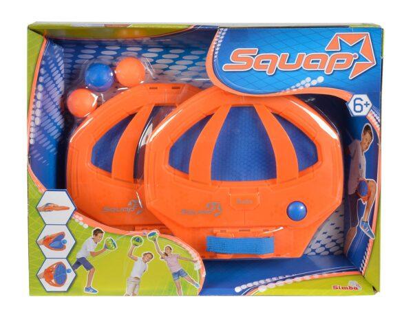 Set Squap con 2 racchette e 4 palline 2 asst. ALTRO Unisex 12+ Anni, 5-8 Anni, 8-12 Anni ALTRI