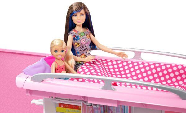 Camper dei sogni Barbie Femmina 12-36 Mesi, 12+ Anni, 3-5 Anni, 5-8 Anni, 8-12 Anni ALTRI