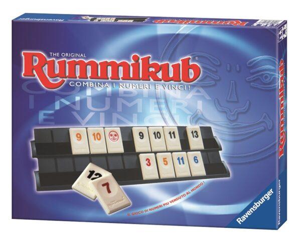 Rummikub Classic RAVENSBURGER CLASSIC Unisex 12+ Anni, 5-8 Anni, 8-12 Anni ALTRI