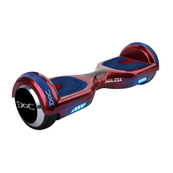 DOC 2 HOVERBOARD RED 6.5 - Giocattoli Toys Center - ALTRO - Centrigiochi, gonfiabili e trampolini