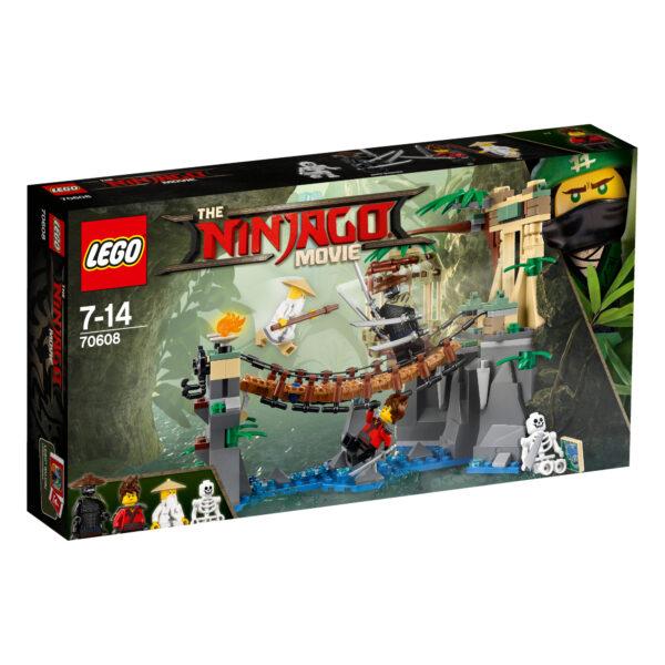 70608 - Cascate del Maestro - Lego Ninjago - Toys Center LEGO NINJAGO Maschio 12+ Anni, 5-8 Anni, 8-12 Anni ALTRI