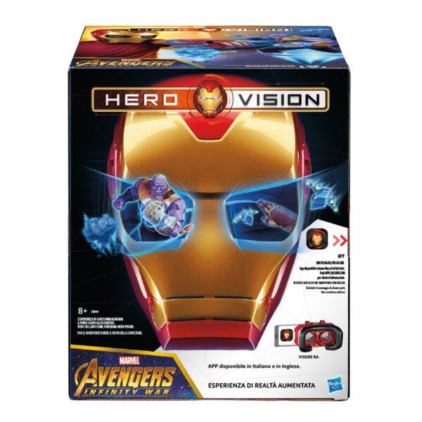 Marvel Avengers: Infinity War maschera AR Hero Vision Iron Man - Marvel - Toys Center - Marvel - Giochi di ruolo e accessori