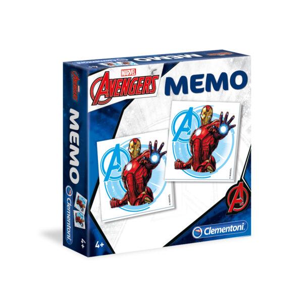 MEMO GAMES AVENGERS - Marvel - Toys Center Marvel Unisex 3-5 Anni, 5-8 Anni Avengers