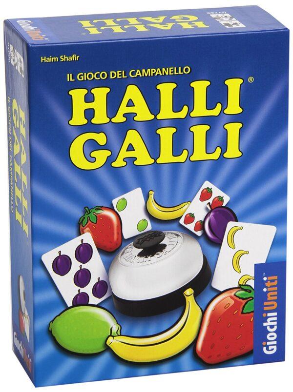 HALLI GALLI - Altro - Toys Center ALTRO Unisex 12+ Anni, 8-12 Anni ALTRI