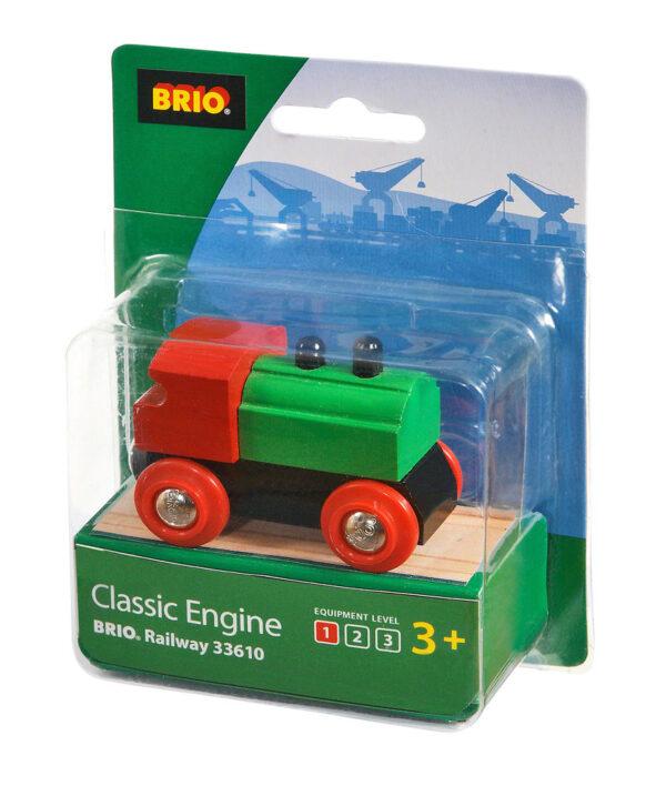 BRIO locomotiva classica BRIO Unisex 12-36 Mesi, 3-4 Anni, 3-5 Anni, 5-7 Anni, 5-8 Anni ALTRI