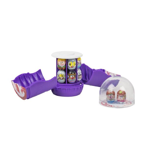 Giochi Preziosi Mighty Beanz, Slam Pack, con 8 Personaggi inclusi - Altro - Toys Center - ALTRO - Playset e accessori per personaggi d'azione