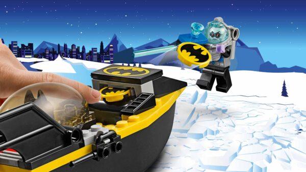 10737 - Batman™ contro Mr. Freeze™ - DC COMICS - Costruzioni