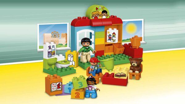 10833 - L'asilo - LEGO DUPLO - Costruzioni