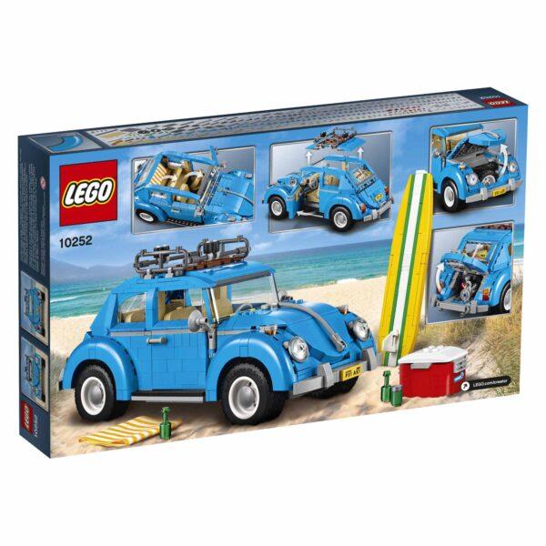 10252 - Maggiolino Volkswagen - Lego Creator ALTRI Maschio 12+ Anni LEGO CREATOR EXPERT