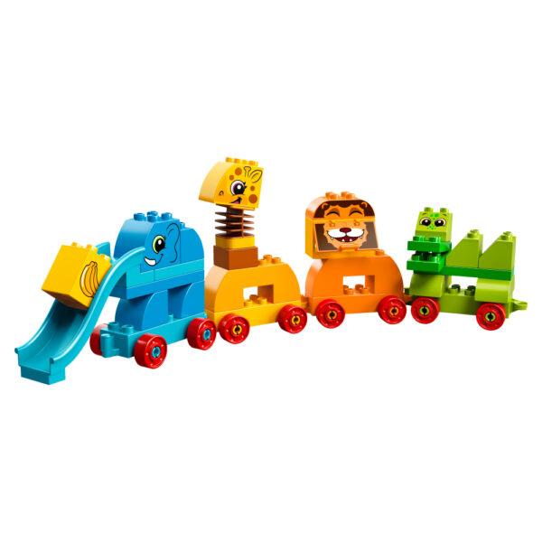 LEGO DUPLO ALTRI 10863 - Il Treno degli Animali - Lego Duplo - Toys Center Maschio 12-36 Mesi, 3-5 Anni