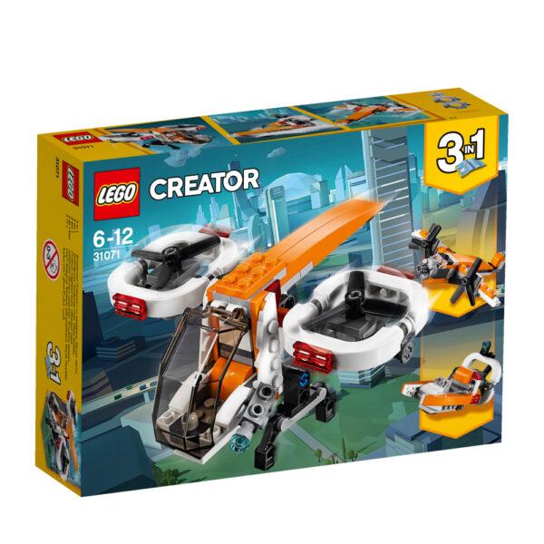 31071 - Drone esploratore - LEGO CREATOR - Costruzioni