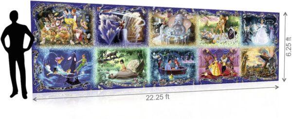 Puzzle 40000 pezzi - Memorable Disney Moments - Altro - Toys Center 12+ Anni, 8-12 Anni Unisex ALTRO WALT DISNEY CLASSICI