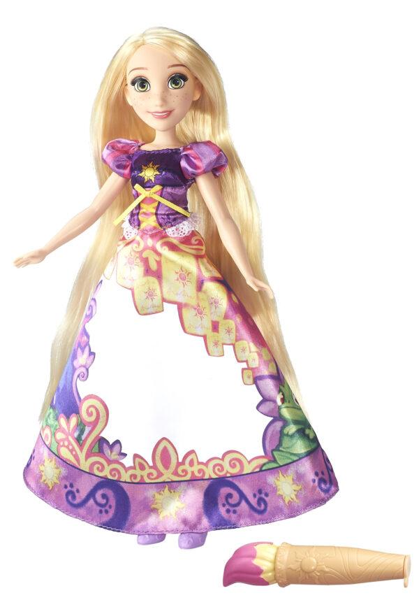 Story Skirt Rapunzel PRINCIPESSE DISNEY Femmina 12-36 Mesi, 3-4 Anni, 3-5 Anni, 5-7 Anni, 5-8 Anni Disney