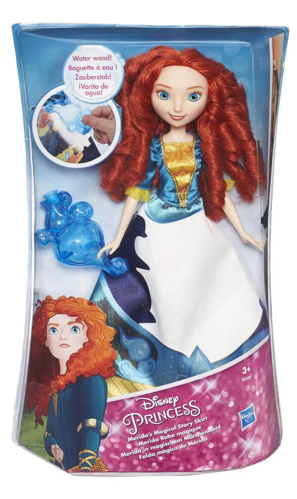 Story Skirt Merida Disney Femmina 12-36 Mesi, 3-4 Anni, 3-5 Anni, 5-7 Anni, 5-8 Anni PRINCIPESSE DISNEY
