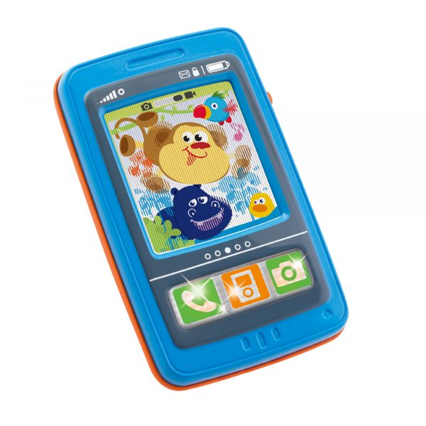 SMART PHONE MUSICALE - B-kids - Toys Center B-KIDS Unisex 0-12 Mesi ALTRI