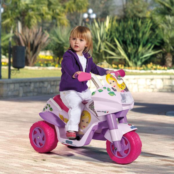RAIDER PRINCESS - Altro - Toys Center Femmina 12-36 Mesi, 3-4 Anni, 3-5 Anni, 5-8 Anni ALTRI Peg Perego