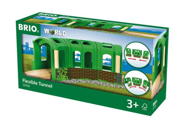 BRIO tunnel flessibile BRIO Unisex 12-36 Mesi, 3-4 Anni, 3-5 Anni, 5-7 Anni, 5-8 Anni ALTRI
