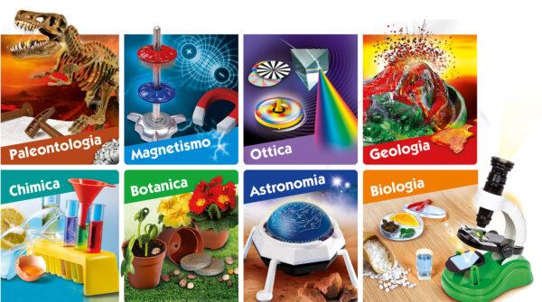 Più Grandi Esperimenti Scienza - Focus / Scienza&gioco - Toys Center ALTRI Unisex 8-12 Anni FOCUS / SCIENZA&GIOCO