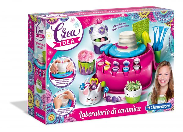 CREA IDEA VASAIO CREATIVO ALTRO Femmina 12+ Anni, 5-8 Anni, 8-12 Anni ALTRI