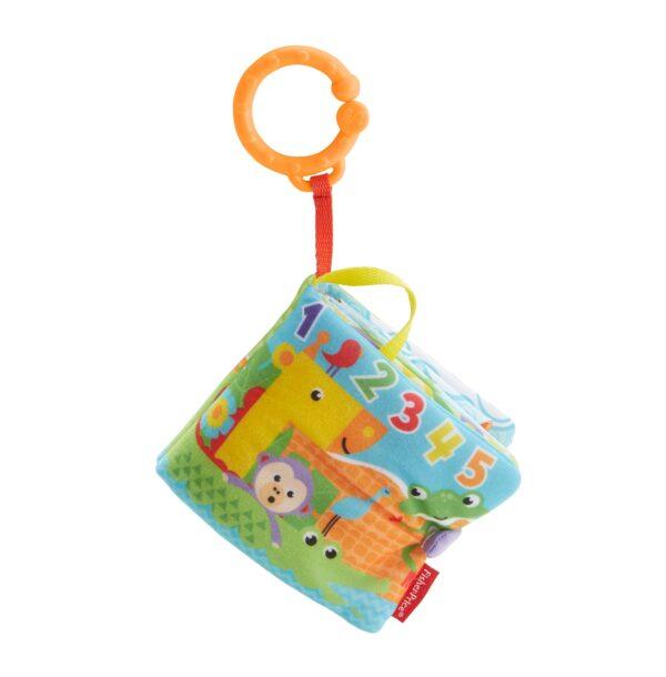 Fisher Price - Il Mio Primo Libro Attività, giocattolo neonato fisher price - FGJ40 - FISHER-PRICE - Altri giochi per l'infanzia