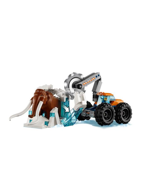 60195 - Base mobile di esplorazione artica Unisex 12+ Anni, 5-8 Anni, 8-12 Anni ALTRI LEGO CITY