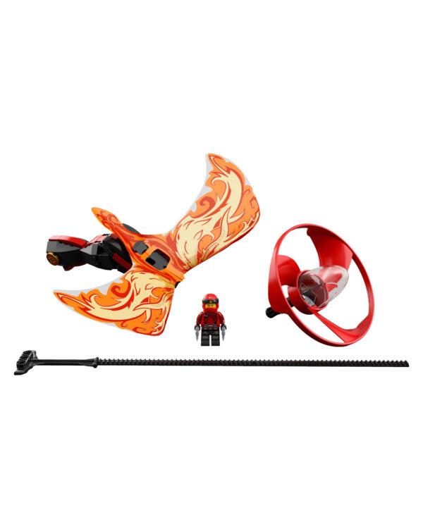 70647 - Kai - Maestro dragone - Lego Ninjago - Toys Center Unisex 12+ Anni, 5-8 Anni, 8-12 Anni ALTRI LEGO NINJAGO