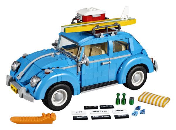 ALTRI LEGO CREATOR EXPERT Maschio 12+ Anni 10252 - Maggiolino Volkswagen - Lego Creator
