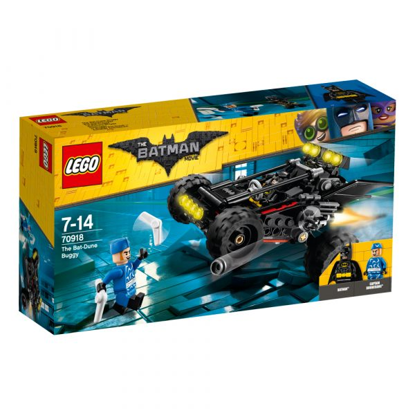 70918 - Bat-Dune Buggy - Dc Comics - Toys Center - DC COMICS - Costruzioni