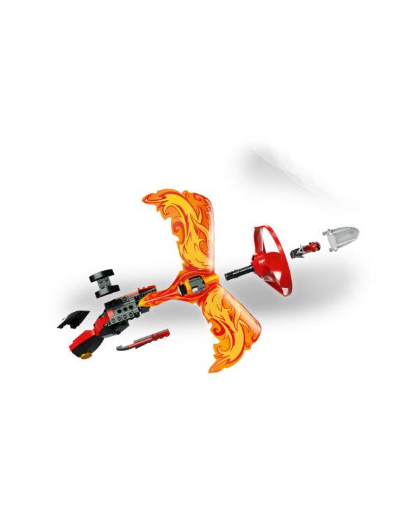LEGO NINJAGO ALTRI 70647 - Kai - Maestro dragone - Lego Ninjago - Toys Center Unisex 12+ Anni, 5-8 Anni, 8-12 Anni
