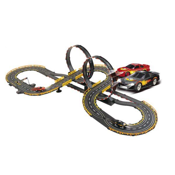 PISTA ELETTRICA SUPERSPORT - Motor&co - Toys Center ALTRI Maschio 12-36 Mesi, 3-5 Anni, 5-8 Anni, 8-12 Anni MOTOR&CO