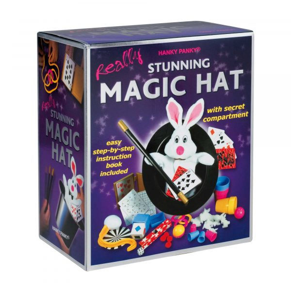 MAGIC HAT CON DVD ZIG ZAG Unisex 12-36 Mesi, 12+ Anni, 3-4 Anni, 3-5 Anni, 5-7 Anni, 5-8 Anni, 8-12 Anni ALTRI