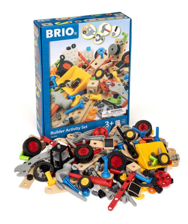 BRIO set attività costruzioni - BRIO - Fino al -20%