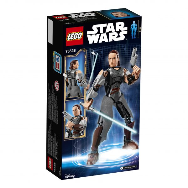 75528 - Rey - Disney - Pixar - Toys Center Star Wars Maschio 12+ Anni, 5-8 Anni, 8-12 Anni DISNEY - PIXAR
