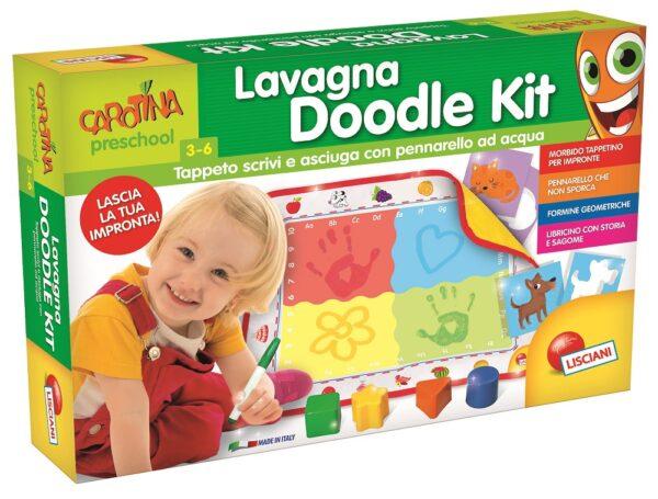 Carotina Lavagna Doodle Kit - CAROTINA - Fino al -20%