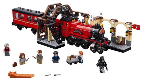 LEGO® Harry Potter™, WARNER BROS. HARRY POTTER 75955 - Harry Potter - Espresso per Hogwarts - Warner Bros. - Toys Center Unisex 12+ Anni, 5-8 Anni, 8-12 Anni